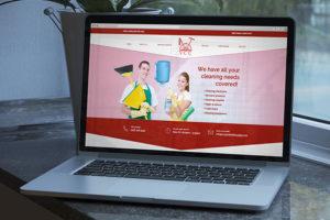 VCC-Website-design