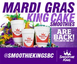 Smoothie King Mardi Gras 2020 Digitals