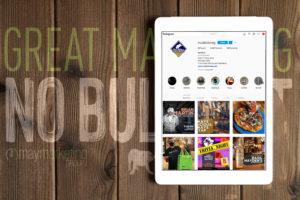 Digital Media Mule Kick Mag Instagram